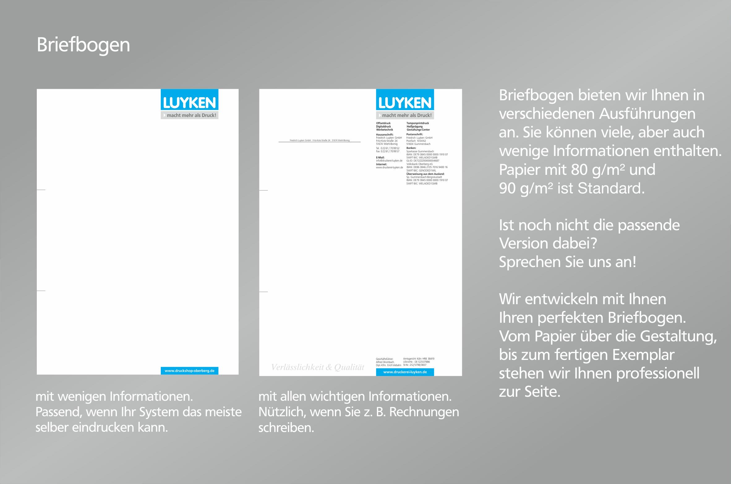 Briefpapier Gestalten : Briefpapier gestalten layout und grafikdesign